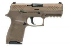 SIG SAUER P320 コンパクト FDE